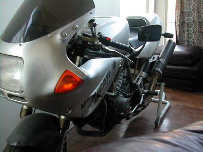 2008 Ducati 900SS FE