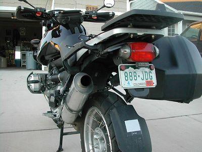 2004 BMW R1150GS