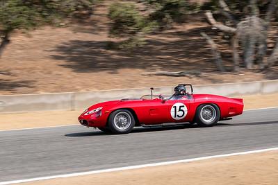 1961 Ferrari TR 61 Spyder by Robert Davis