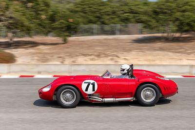 1957 Maserati 450 S by David Swig