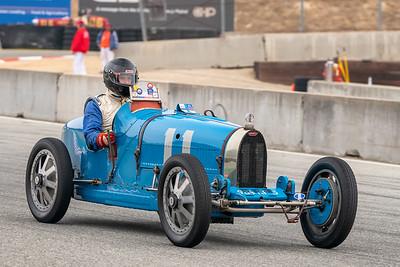 1926 Bugatti 37A driven by Rick Rawlins