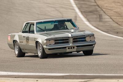 1964 Pontiac Tempest GTO driven by John Hildebrand