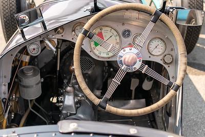 Delage Cockpit