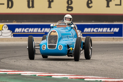 1938 Bugatti Monoposto driven by Mike Gertner