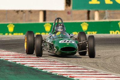 1963 Lotus 27 driven by Danny Baker