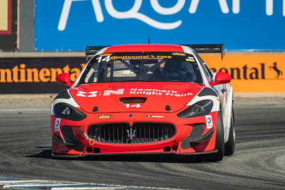 Motorsport USA Maserati Gran Tourismo MC GT4