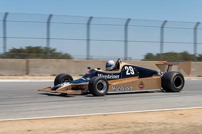 1979 Arrows A3 ex-Riccardo Patrese F1 car