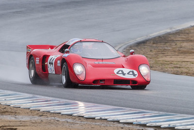 1970 Chevron B16 of Gary Gregory leaving Turn 5