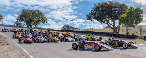Formula Ford Showcase in the Corkscrew