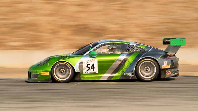 Black Swan Racing Porsche 911 GT3 brakes for T11