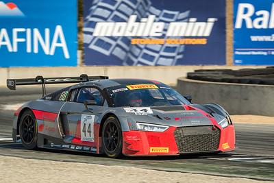 Race winner - Audi Sport Team Magnus R8 LMS