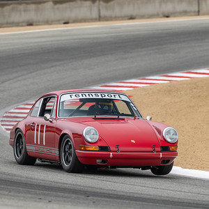 1966 Porsche 911 driven by Doug Sallen