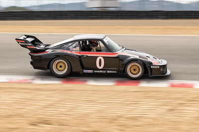 Cooper MacNeil in the 1980 Interscope Porsche 935 K3