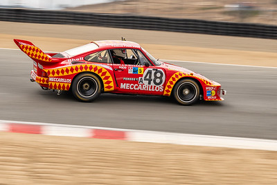 1972 Porsche 911 RSR driven by Erich Joiner