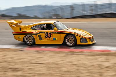 1976 Porsche 935K driven by Steve Schmidt
