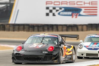 2013 Porsche GT3R driven by A Tiley