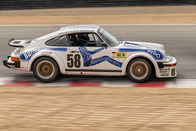 1976 Porsche 934 Turbo RS driven by Kees Nierop