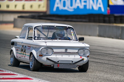 1967 NSU 1200TT driven by Per Eliasen