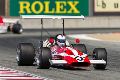 1969 Surtees TS5 driven by Mark Harmer