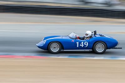 Leonard Turnbaugh 1960 Porsche Devin