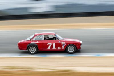 Christian Sniady 1967 Alfa Sprint GT Veloce A