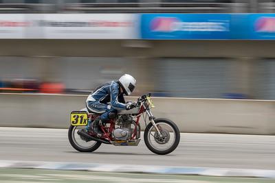 Stephen Hipp 1971 Honda CB350
