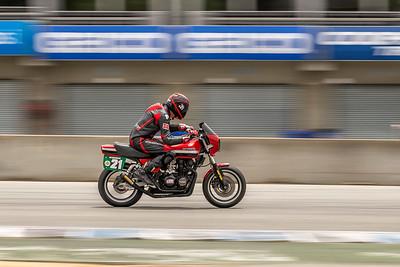 Pat Wilkening 1981 Kawasaki GPZ550