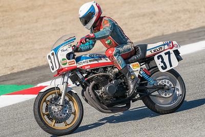 Superbike Revival Exhibition Laps World Superbike Round 8 at Weathertech Raceway Laguna Seca