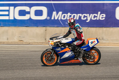 Superbike Revival Exhibition Laps World Superbike Round 8 at Weathertech Raceway Laguna Seca