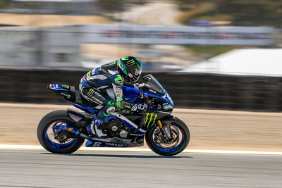 Cameron Beaubier won both US Superbike events this weekend