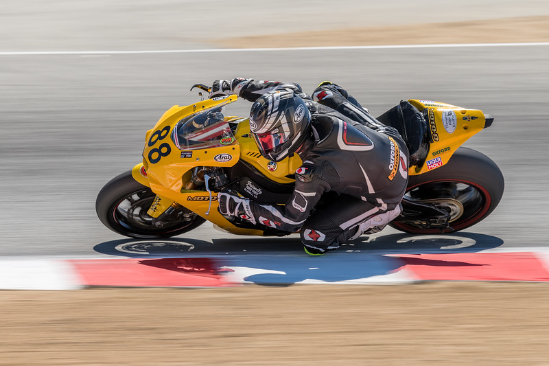 Max Flinders on the #88 Yamaha YZF-R1