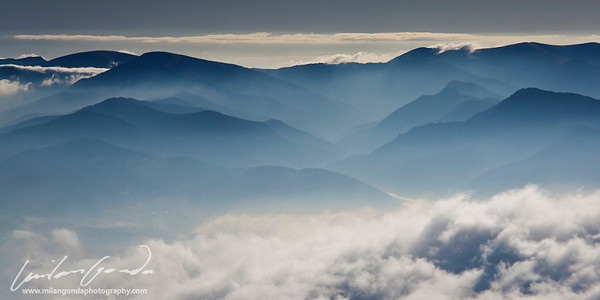 velka fatra mountain range, slovakia