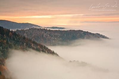 tlsta, velka fatra mountain range, slovakia