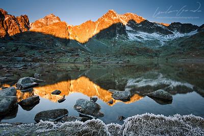 mala studena dolina, vysoke tatry mountain range, slovakia