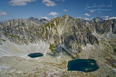 mlynicka dolina, vysoke tatry mountain range, slovakia