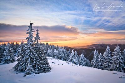 humience, mala fatra mountain range, slovakia
