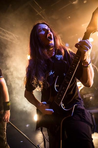 Asphyx, Blastfest 2015