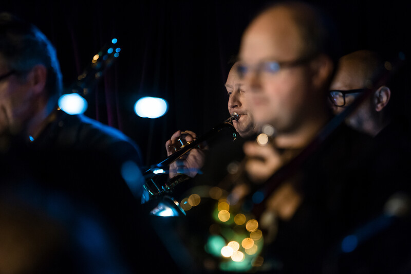 Bergen Big Band with Lars Jansson