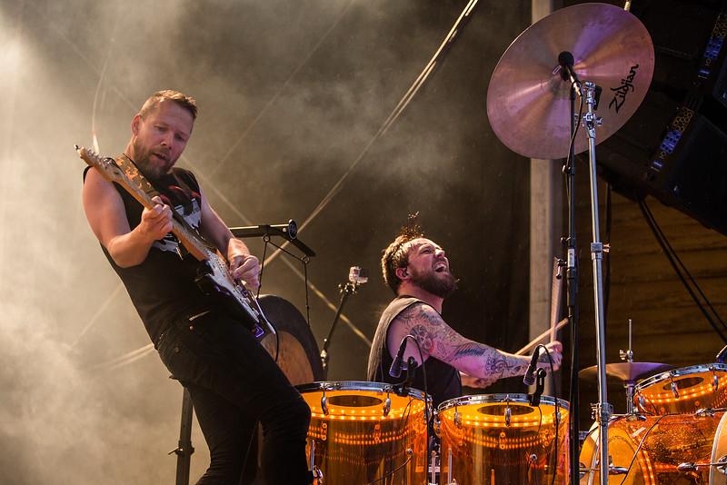 Ralph Myerz & The Jack Herren Band