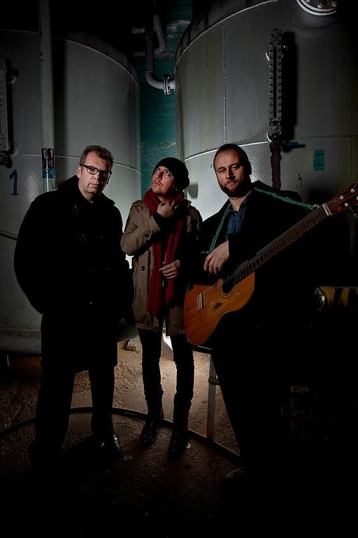 Frode Grytten, Pedro Carmona-Alvarez & Stein Torleif Bjella