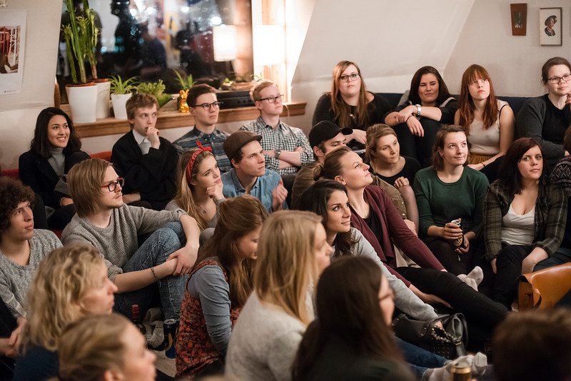 Sofar Sounds, January 2014