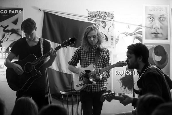 Sofar Sounds, January 2014