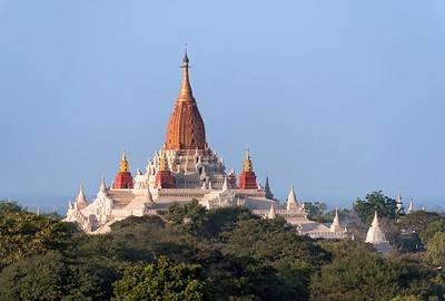 Ananda Temple, Bagan, Burma - Myanmar