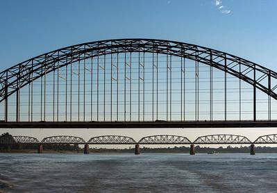 Irrawaddy Bridge, Burma