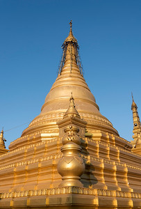 Sandamuni (Sanda Muni) Pagoda (Paya), Mandalay, Burma (Myanmar)