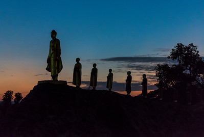 Kyauktaw Mahamuni Temple, Burma