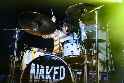 Naked Six @ The Borderline 20/11/17