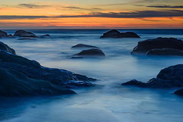 Neah Bay at Sunset