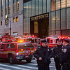 Fire at Trump Tower