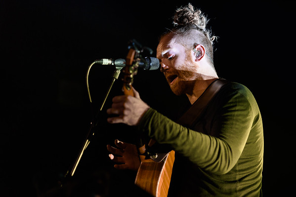 Newton Faulkner @ The Venue, ULU 23/11/17